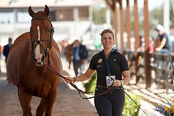 Haarr Skollerud Marit, NOR, Dublin van Overis<br /> World Equestrian Games - Tryon 2018<br /> © Hippo Foto - Dirk Caremans<br /> 17/09/2018