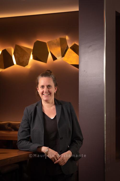 Nicole Sitzlach (49),<br /> seit 25 Jahren Hausdame<br /> im MADISON Hotel. 24.05.2019. Fotos: Mauricio Bustamante