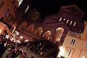 Amalfi/Campania/Italy - Amalfi Coast. Duomo di Sant'Andrea (11th C. cathedral)