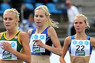 26.8.20112, Hiihtostadion, Lahti..Yleisurheilun Kalevan Kisat 2012. .Naisten 5000 m..Laura Markovaara - Kenttäurheilijat -58