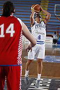 DESCRIZIONE : Porto San Giorgio Torneo Internazionale Basket Femminile Italia Croazia<br /> GIOCATORE : Chiara Pastore<br /> SQUADRA : Nazionale Italia Donne<br /> EVENTO : Porto San Giorgio Torneo Internazionale Basket Femminile<br /> GARA : Italia Croazia<br /> DATA : 28/05/2009 <br /> CATEGORIA : tiro<br /> SPORT : Pallacanestro <br /> AUTORE : Agenzia Ciamillo-Castoria/E.Castoria<br /> Galleria : Fip Nazionali 2009<br /> Fotonotizia : Porto San Giorgio Torneo Internazionale Basket Femminile Italia Croazia<br /> Predefinita :