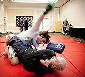 UFC 107 workout