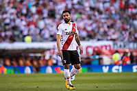 BUENOS AIRES, ARGENTINA - 2017 NOVEMBER 05. River Plate (16) Ariel Rojas during the superliga Argentina match between River Plate and Boca Juniors at Estadio El Monumental,  <br /> ( Photo by Sebastian Frej )