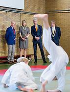 Nieuwer ter Aa, 30-03-2016<br /> <br /> Queen Maxima visited village House .<br /> <br /> Copyright: Royalportraits Europe/Bernard Ruebsamen