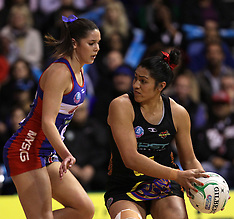Auckland-Netball-ANZ Championship- Preliminary Final, Mystics v Magic