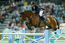 Bengtsson Rolf Göran, SWE, Mac Kinley<br /> Olympic Games Athens 2004<br /> © Hippo Foto - Dirk Caremans<br /> 24/08/2004