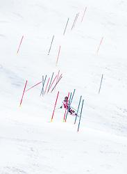 "29.01.2019, Planai, Schladming, AUT, FIS Weltcup Ski Alpin, Slalom, Herren, 2. Lauf, im Bild Marcel Hirscher (AUT) // Marcel Hirscher of Austria in action during his 2nd run of men's Slalom ""the Nightrace"" of FIS ski alpine world cup at the Planai in Schladming, Austria on 2019/01/29. EXPA Pictures © 2019, PhotoCredit: EXPA/ JFK"