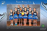 Tranby Netball Club Team Photos 2017