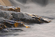 Rocks at Burleigh Falls in the Kawartha DIstrict<br />
