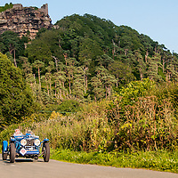 Martin Emmison & Adrian Biggs in their Riley 9hp Sports Special on the Royal Automobile Club 1000 Mile Trial 2015