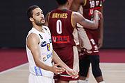 Franke Yannick delusione, UMANA REYER VENEZIA vs DOLOMITI ENERGIA TRENTINO, gara 2 Semifinale Play off Lega Basket Serie A 2017/2018, Pala Taliercio Venezia 27 maggio 2018 - FOTO: Bertani/Ciamillo