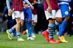 - Photo mandatory by-line: Rogan Thomson/JMP - 07966 386802 - 07/04/2015 - SPORT - FOOTBALL - Birmingham, England - Villa Park - Aston Villa v Queens Park Rangers - Barclays Premier League.