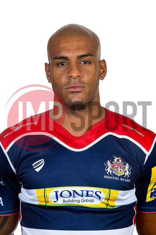 Tom Varndell of Bristol Rugby - Rogan Thomson/JMP - 22/08/2016 - RUGBY UNION - Clifton Rugby Club - Bristol, England - Bristol Rugby Media Day 2016/17.