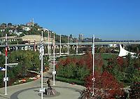 Sawyer Point Downtown Cincinnati Ohio