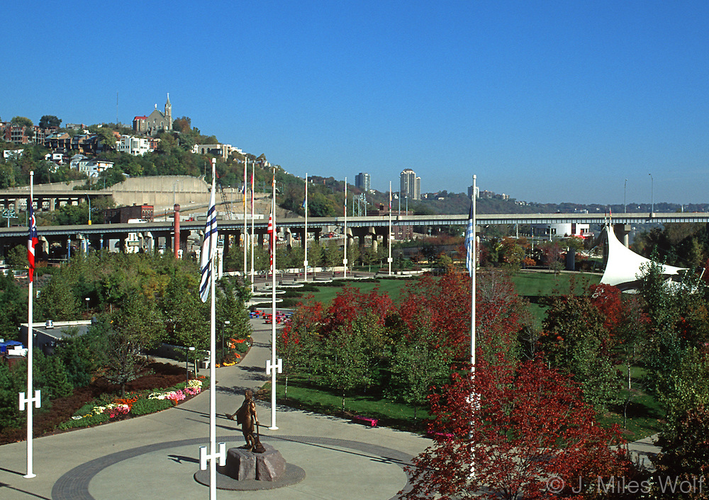 Sawyer Point Downtown Cincinnati Ohio