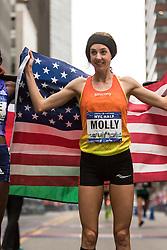Molly Huddle, Saucony