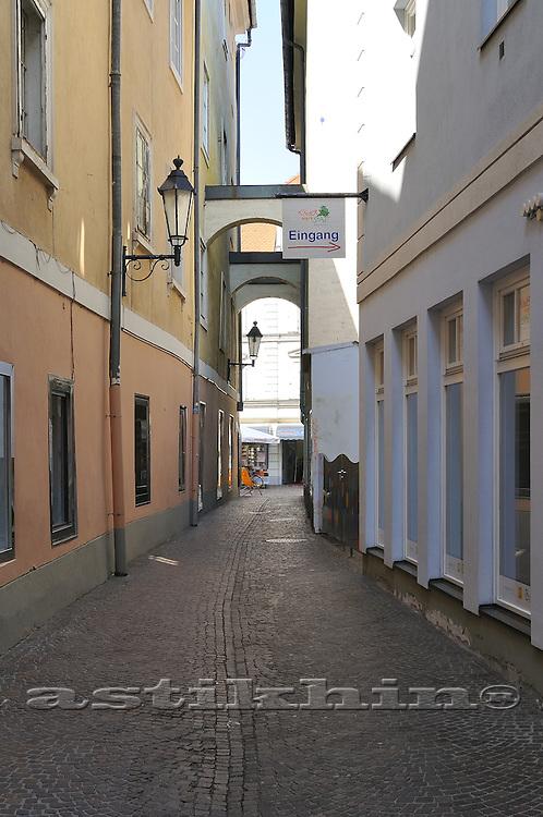 Street of Klagenfurt