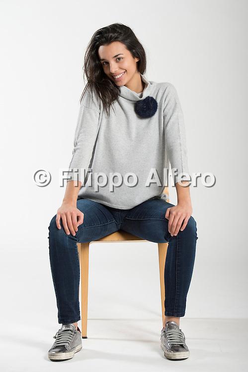 &copy; Filippo Alfero<br /> Ciuffo cashmere<br /> Torino, 08/01/2016