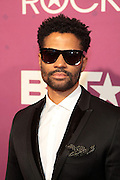 October 13, 2012- Bronx, NY: Recording Artist Eric Benet at the Black Girls Rock! Awards Red Carpet presented by BET Networks and sponsored by Chevy held at the Paradise Theater on October 13, 2012 in the Bronx, New York. BLACK GIRLS ROCK! Inc. is 501(c)3 non-profit youth empowerment and mentoring organization founded by DJ Beverly Bond, established to promote the arts for young women of color, as well as to encourage dialogue and analysis of the ways women of color are portrayed in the media. (Terrence Jennings)