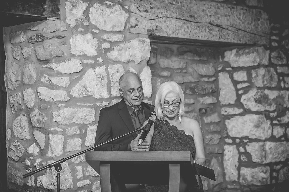 Cavell & Randy's Autumn Cambridge Mill Wedding