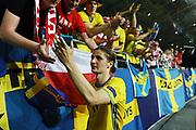 LUBLIN, POLEN 2017-06-19<br /> Pavel Cibicki under UEFA U21 matchen mellan Polen och Sverige den 19 juni p&aring; Arena Lublin, Polen.<br /> Foto: Nils Petter Nilsson/Ombrello<br /> Fri anv&auml;ndning f&ouml;r kunder som k&ouml;pt U21-paketet.<br /> Annars Betalbild.<br /> ***BETALBILD***