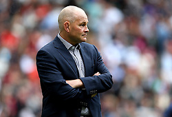Andy Robinson director of rugby for Bristol Rugby - Mandatory by-line: Robbie Stephenson/JMP - 03/09/2016 - RUGBY - Twickenham - London, England - Harlequins v Bristol Rugby - Aviva Premiership London Double Header