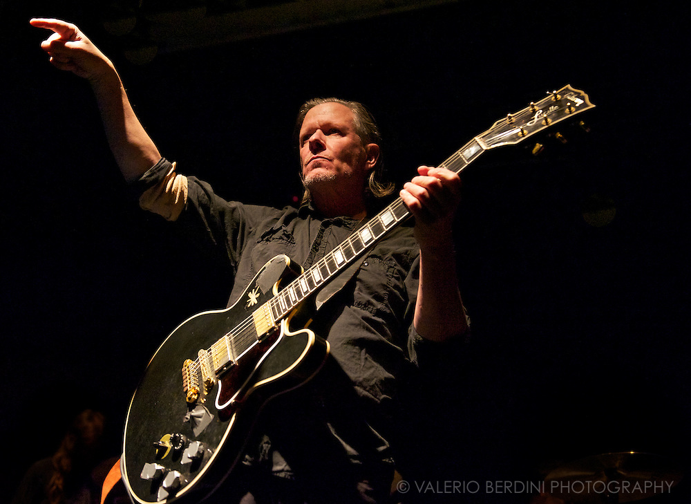 Michael Gira of Swans live at Koko London on 15 November 2012