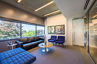 Architectural interior photo of DLC Corporate Offices in Elmsford NY by Jeffrey Sauers of Commercial Photographics