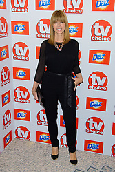 TV Choice Awards 2013 - London.<br /> Kate Garraway arriving at the TV Choice Awards 2013, The Dorchester Hotel, London, United Kingdom. Monday, 9th September 2013. Picture by Chris  Joseph / i-Images