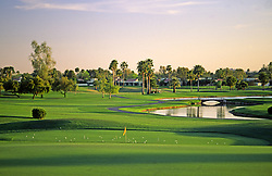 Golf Course, USA