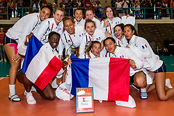 18-08-2018 NED: Ceremony WEVZA Volleyball Championships