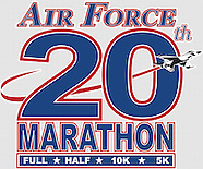 2016, 20th AIRFORCE MARATHON
