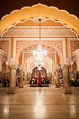 OzFest Jaipur Palace Gala Dinner, Diamonds & Violin