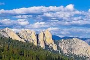The Needles, Sequoia National Forest, Sierra Nevada Mountains, California