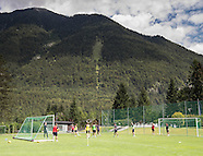 Day 2 - Dundee FC pre-season training camp in Obertraun, Austria