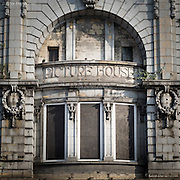 Opened 16 September 1912 the &lsquo;Lime Street Picture House&rsquo; was a very upmarket city centre cinema, with a Georgian styled facade &amp; a French Renaissance interior. The grand entrance foyer had a black &amp; white square tiled floor and the walls were of Sicilian marble. It housed a luxurious cafe on the 1st floor and the auditorium was designed to have the effect of a live theatre with an abundance of architectural features, embellished by plaster mouldings. It provided seating for 1029 patrons. The cinema also boasted a full orchestra to accompany the silent films.<br /> <br /> On 14 August 1916, it was renamed  &lsquo;City Picture House&rsquo; due to another cinema opening in Clayton Square called &lsquo;Liverpool Picture House&rsquo;. In October 1920 a new company was formed &lsquo;Futurist (Liverpool) LTD&rsquo; to purchase the cinema and the two shops for &pound;167,000.<br /> <br /> The era of silent films ended in 1929 at the Futurist and new &lsquo;Western Electric Talking Equipment&rsquo; was installed. By the 1930s cinemas were popping up everywhere which affected The Futurist&rsquo;s business and resulted in the cinema showing second runs of leading films.