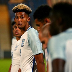 England Under 20 v Holland Under 20