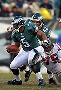 Donovan McNabb, NFC Championship, Philadelphia, PA, 2005