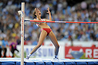 ATHLETICS - AREVA MEETING 2010 - STADE DE FRANCE / ST DENIS (FRA) - 16/07/2010 - PHOTO : JEAN MARIE HERVIO / DPPI - HIGH JUMP WOMEN - BLANKA VLASIC (CRO) WINNER