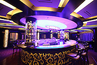 Celebrity Reflection departs on its preview sailing out of The Netherlands before beginning its European inaugural sailing on 12th October 2012 from Amsterdam..A bar.