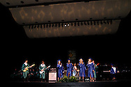 The Senior Ensemble performs during the Chaminade Julienne High School Class of 2012 commencement exercises at the Schuster Center in downtown Dayton, Monday, May 21, 2012.