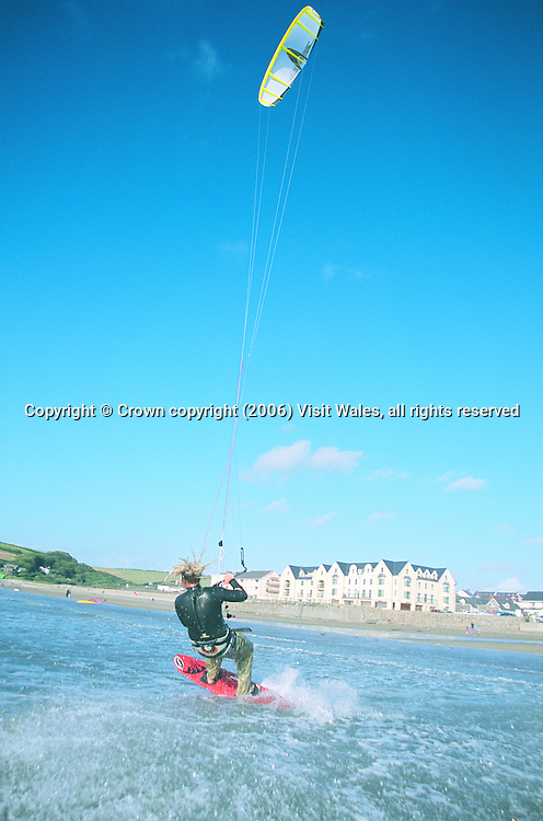 Broadhaven<br /> Kite Surfing<br /> Activities &amp; Sports