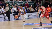 DESCRIZIONE : Sassari LegaBasket Serie A 2015-2016 Dinamo Banco di Sardegna Sassari - Giorgio Tesi Group Pistoia<br /> GIOCATORE : MarQuez Haynes<br /> CATEGORIA : Palleggio Contropiede<br /> SQUADRA : Dinamo Banco di Sardegna Sassari<br /> EVENTO : LegaBasket Serie A 2015-2016<br /> GARA : Dinamo Banco di Sardegna Sassari - Giorgio Tesi Group Pistoia<br /> DATA : 27/12/2015<br /> SPORT : Pallacanestro<br /> AUTORE : Agenzia Ciamillo-Castoria/L.Canu