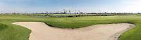 ALMKERK - Hole 15 op Golfclub Almkreek. COPYRIGHT KOEN SUYK