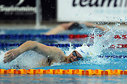 Cole Drinnan, mens 200m freestyle, New Zealand Short Course Swimming Championships, Sir Owen G. Glenn National Aquatic Centre, AUT Millennium, Auckland. 11 August 2015. Copyright Photo: William Booth / www.photosport.nz
