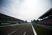 September 4, 2016: Monza front straight , Italian Grand Prix at Monza