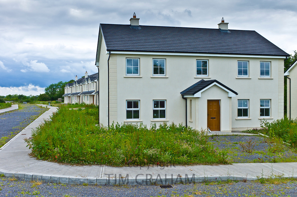 Houses for sale at reduced prices on new housing development Newtown Manor at, Ballindine, County Mayo, Ireland