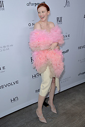 September 5, 2019, New York, NY, USA: September 5, 2019  New York City..Karen Elson attending The Daily Front Row Fashion Media Awards arrivals on September 5, 2019 in New York City. (Credit Image: © Kristin Callahan/Ace Pictures via ZUMA Press)