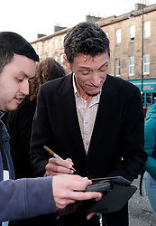 Edinburgh International Film Festival 2019<br /> <br /> End Of Sentence (World Premiere)<br /> <br /> Pictured: Actor John Hawkes arrives for the premiere and signs autographs<br /> <br /> Aimee Todd | Edinburgh Elite media