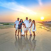 Mahalitc Family Beach Photos - 2019